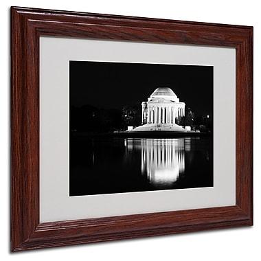 Trademark Fine Art 'Jefferson Memorial' 11