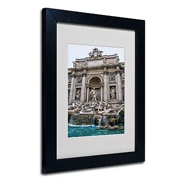 Trademark Fine Art 'Trevi Fountain'