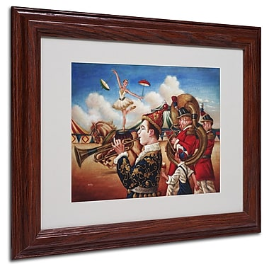 Trademark Fine Art 'Circus Hit Parade' 11