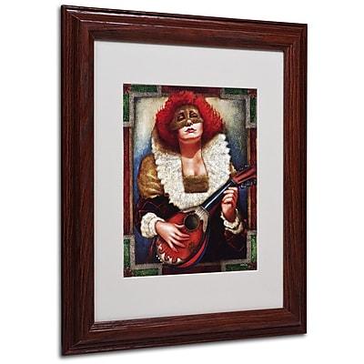 Trademark Fine Art 'Lady of Laudes' 11