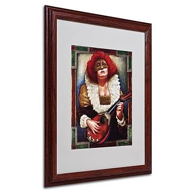 Trademark Fine Art 'Lady of Laudes' 16