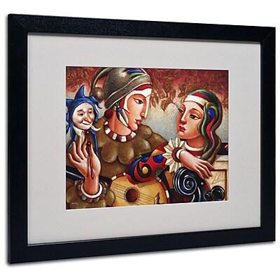Trademark Fine Art 'Romanza' 16