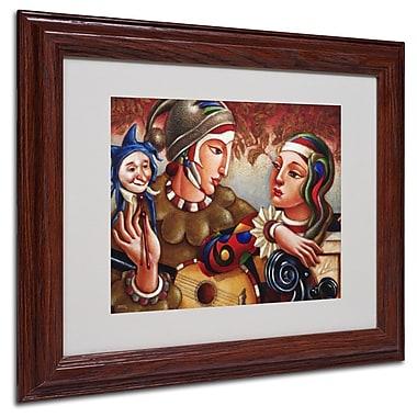 Trademark Fine Art 'Romanza' 11