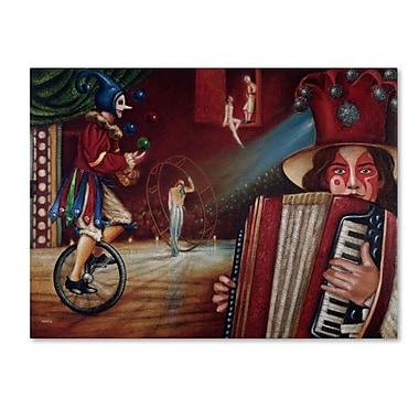 Trademark Fine Art 'Spectator' 18