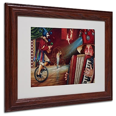 Trademark Fine Art 'Spectator' 11