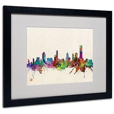 Trademark Fine Art 'Melbourne, Canada' 16