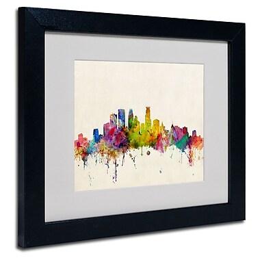 Trademark Fine Art 'Minneapolis, Minnesota' 11