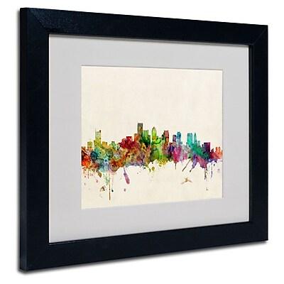 Trademark Fine Art 'Boston, Massachusetts' 11