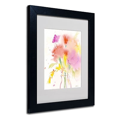 Trademark Fine Art 'Bouquet Impressions' 11