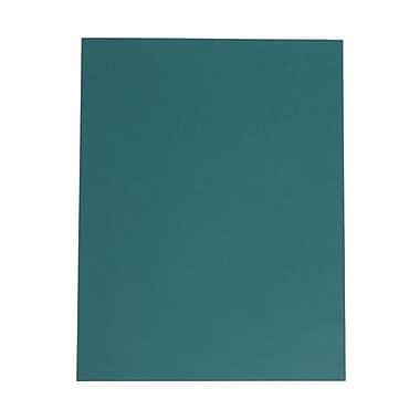 Jam PaperMD – Papier pour imprimante 28 lb, 8 1/2 x 11 po, bleu sarcelle