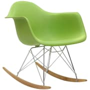 Modway Rocker Lounge Chair, Green (EEI-147-GRN)