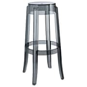Modway EEI-170-SMK Bar Stool, Smoke