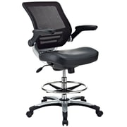 Modway EEI-211 Drafting Chair, Black