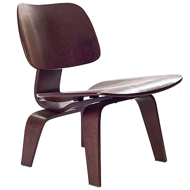 Modway Lounge Chair, Wenge (EEI-510-WEN)