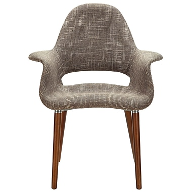 Modway Fabric Arm chair, Taupe (EEI-555-TAU)