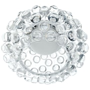 "Modway Halo 12"" Ceiling Fixture, Clear"