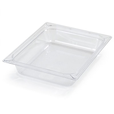 Carlisle 10220B07, One-Half Size PC Food Pans - 2.5'' (3.6 qt)