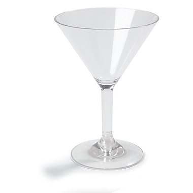Carlisle 4362707, 8 oz Liberty Martini, Clear