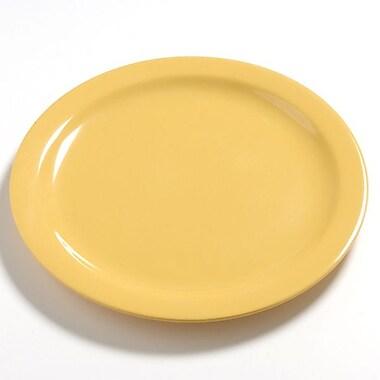 Carlisle Dayton 10.25'' Dinner Plate, Honey Yellow