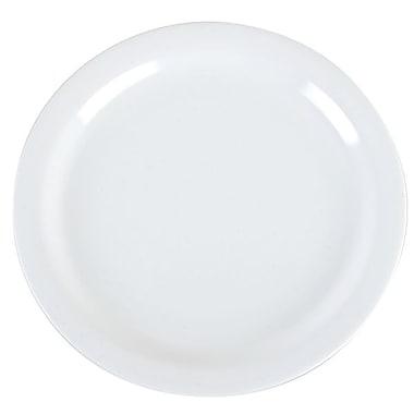 Carlisle Dayton 9'' Dinner Plate, Bavarian Cream
