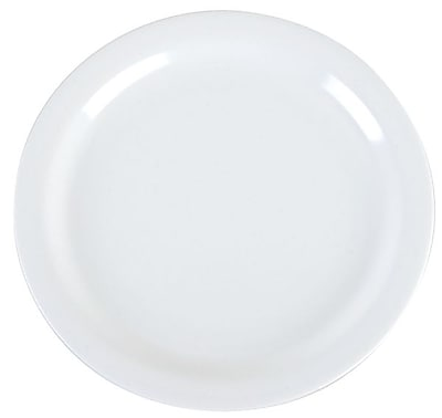 Carlisle Dayton 9'' Dinner Plate, Bavarian Cream