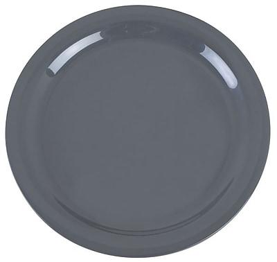 Carlisle Dayton 9'' Dinner Plate, Peppercorn