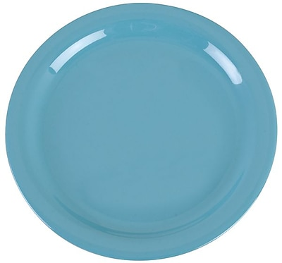 Carlisle Dayton 9'' Dinner Plate, Turquoise