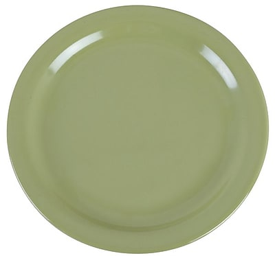 Carlisle Dayton 9'' Dinner Plate, Wasabi