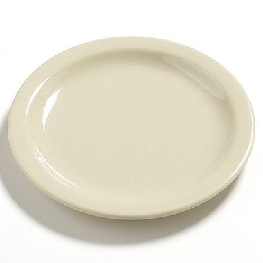 Carlisle Dayton 7.25'' Salad Plate, Oatmeal