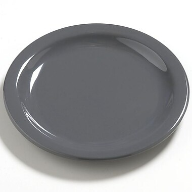 Carlisle Dayton 7.25'' Salad Plate, Peppercorn