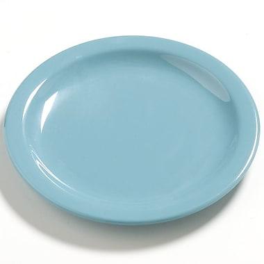 Carlisle Dayton 7.25'' Salad Plate, Turquoise