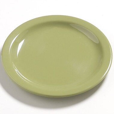 Carlisle Dayton 5.63'' Bread & Butter Plate, Wasabi