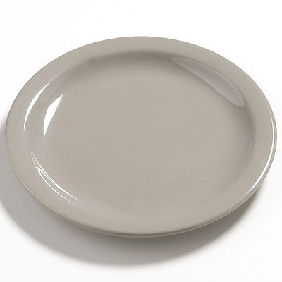 Carlisle Dayton 5.63'' Bread & Butter Plate, Truffle