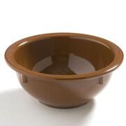 Carlisle Dayton 14 oz, 5.5'' Rim Nappie Bowl, Toffee