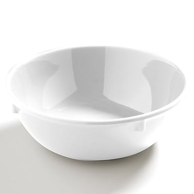 Carlisle Dayton 10 oz, 5'' Nappie Bowl, Bavarian Cream 448092