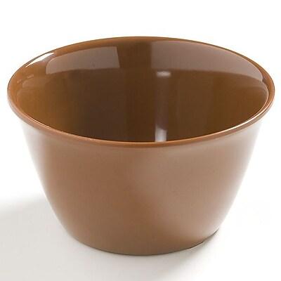 Carlisle Dayton 8 oz, 3.75'' Bouillon Cup, Toffee 448034