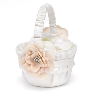 HBH™ Love Blooms Basket, Ivory
