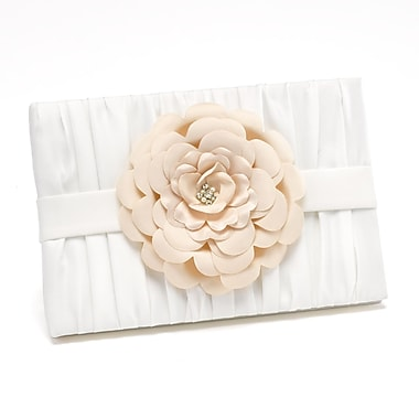HBH™ Love Blooms Guest Book, Ivory