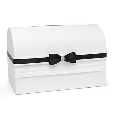 HBH™ Refined Romance Card Box, White
