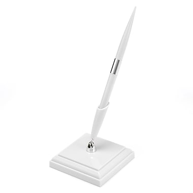 HBH™ Square Base Pen Set, White