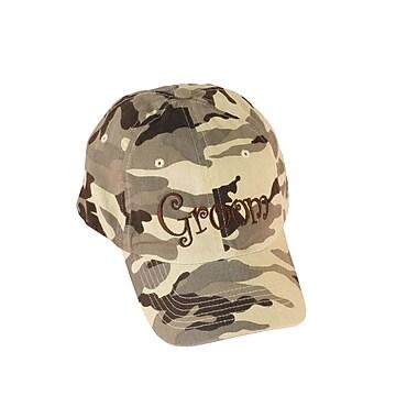 HBH™ Desert Groom Camouflage Cap, Camouflage