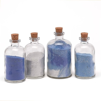 HBH™ Decanters Sand Pouring Ceremony Set, Clear