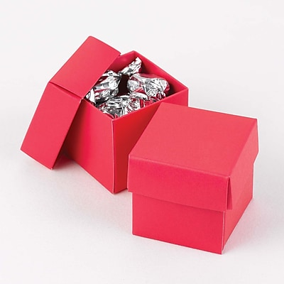 HBH™ 2-Piece Mix-and-Match Favor Boxes, Fuchsia