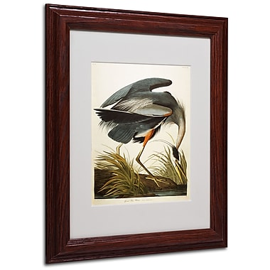 Trademark Fine Art 'Great Blue Heron' 11