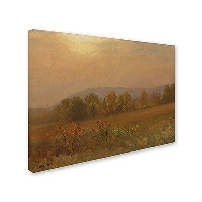 Trademark Fine Art 'Autumn LandScape New England' 35