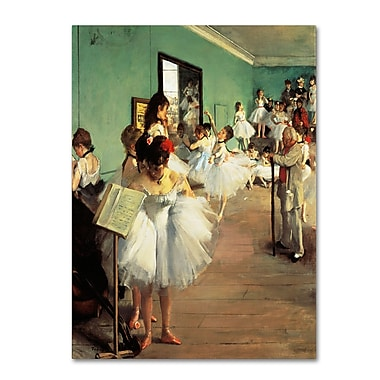 Trademark Fine Art 'Dance Examination 1873-74' 24