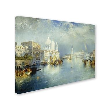 Trademark Fine Art 'Grand Canal Venice 1903' 24
