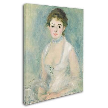 Trademark Fine Art 'Madame Henriot 1876' 35