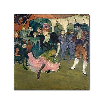 Trademark Fine Art 'Marcelle Lender Dancing' 24