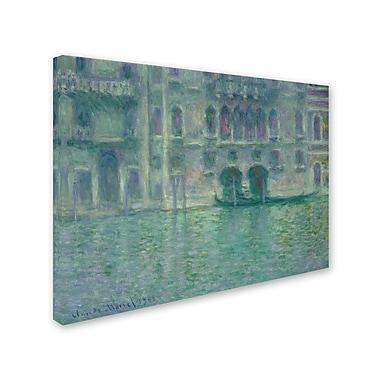 Trademark Fine Art 'Palazzo da Mula Venice 1908' 24